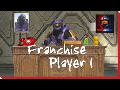 Grifball: Franchise Player 1 | Red vs. Blue Mini-Series
