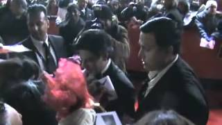 Shah Rukh & Gauri Khan 2012 Berlin Film festival Don the King is Back premiere Germany