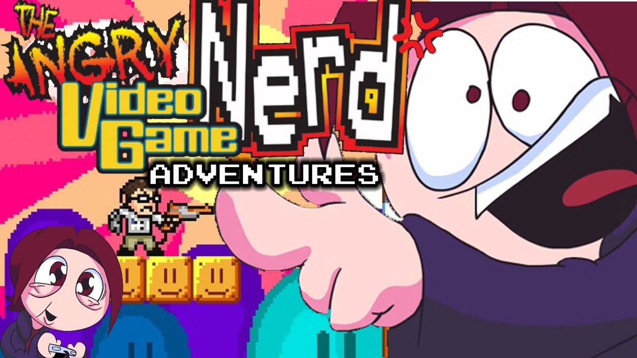 The Angry Video Game Nerd Adventures ~ All Bosses - YouTube