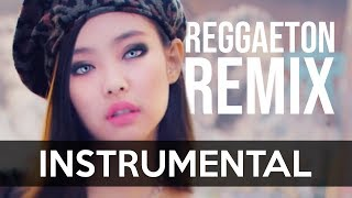 Jennie - Solo (Reggaeton Remix/Mashup by TeijiWTF) (Instrumental)
