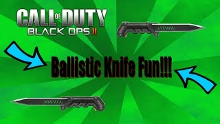 """Ballistic Knife Fun!"" - Call Of Duty: Black Ops 2"