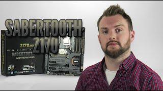 Video ASUS Sabertooth Z170 MARK 1 Review [HD] download MP3, 3GP, MP4, WEBM, AVI, FLV Juli 2018