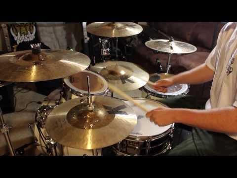 Bastille - Pompeii - Drum cover by Billy Parks