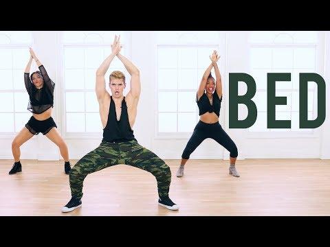 Bed - Nicki Minaj (feat. Ariana Grande) | Caleb Marshall | Cardio Concert