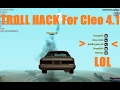 [SAMP] Teleport/Throw Players By Car Ramming [Troll Hack For CLEO 4.1]