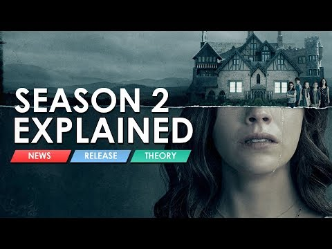The Haunting Of Hill House: Season 2: The Haunting Of Bly Manor Trailer Explained | NETFLIX