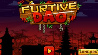 "Furtive Dao ""Ninja Puzzle Games"" Gameplay Video"