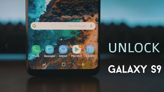 How To Unlock Galaxy S9 & Galaxy S9 Plus - Fast and Easy (Any GSM Carrier)