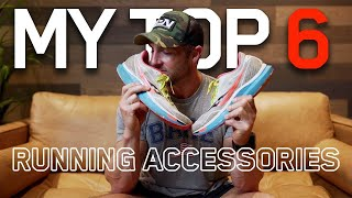 My Top 6 Favorite Running Accessories