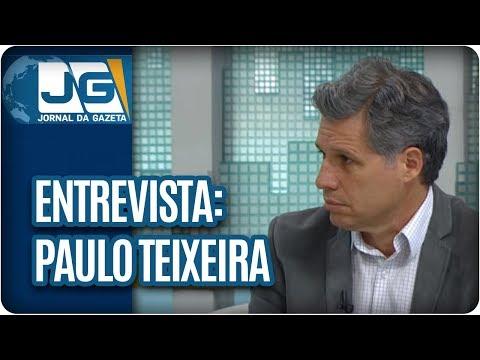 Maria Lydia entrevista Paulo Teixeira (PT), deputado federal, sobre as próximas eleições