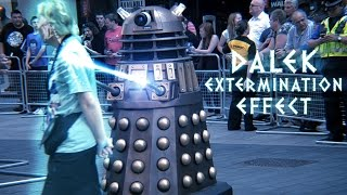 Dalek Extermination Effect | VFX