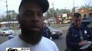 Flint Man Choked Out By State Police