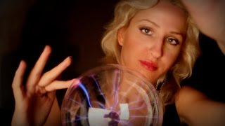 ★ SHOCKING! Electric SCALP MASSAGE to UPGRADE YOUR BRAIN: Binaural ASMR sleep relaxation  ★