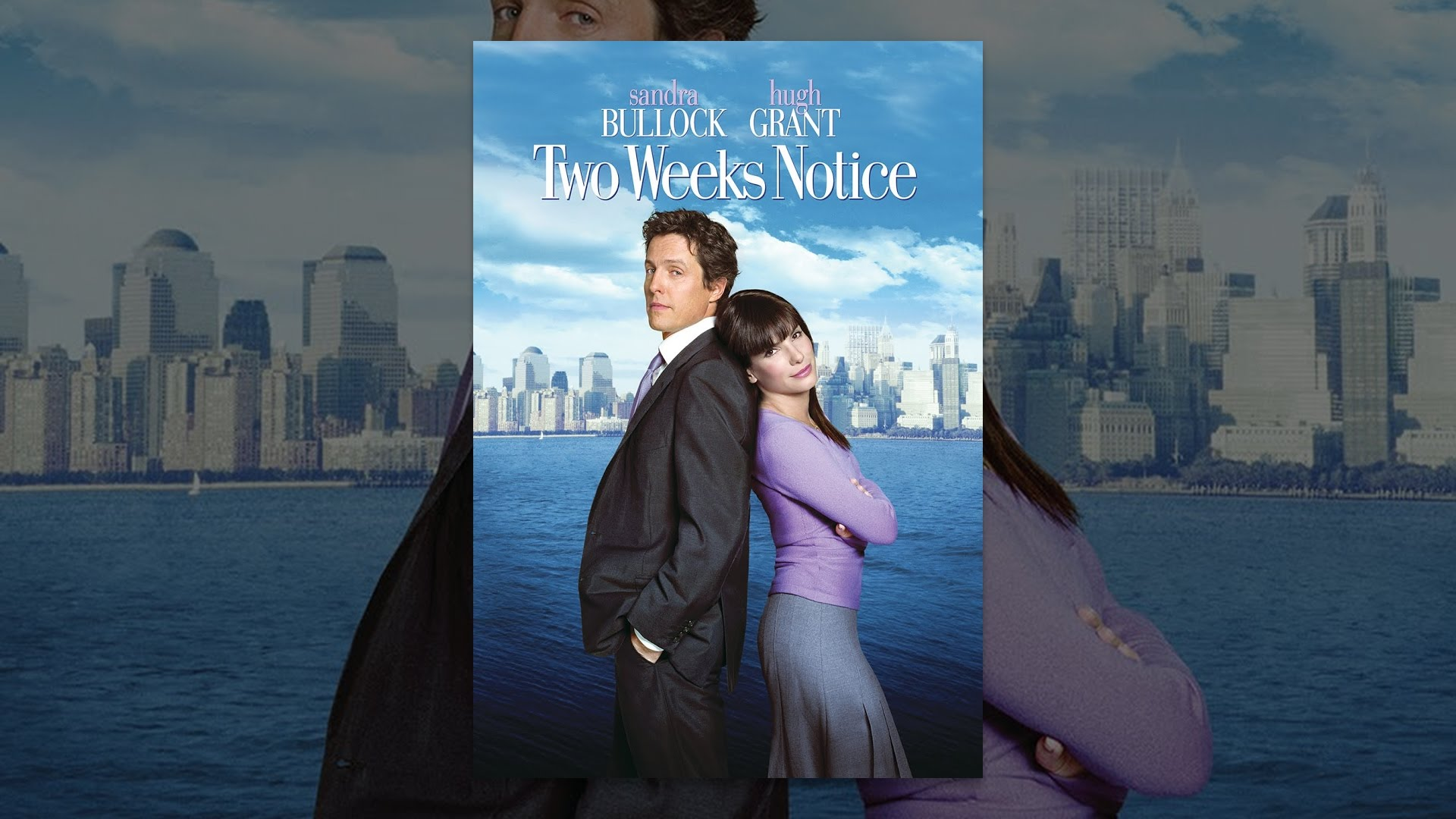 two weeks notice two weeks notice