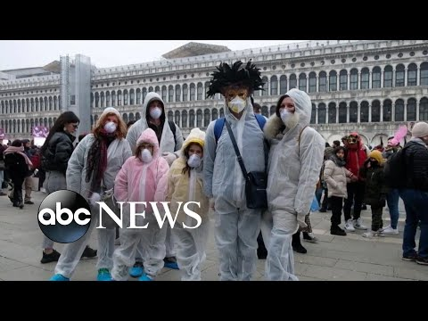 Italy struggles to contain new coronavirus outbreak l ABC News