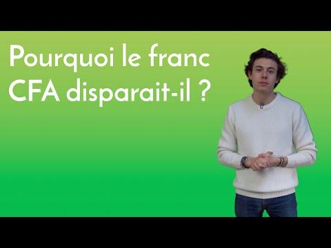 hiboo actu : la disparition du Franc CFA