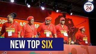 WATCH   Julius Malema wins EFF's top seat unopposed