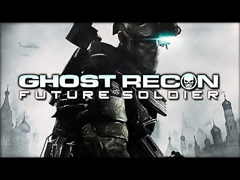 Tom Clancy S Ghost Recon Future Soldier Game Movie Youtube