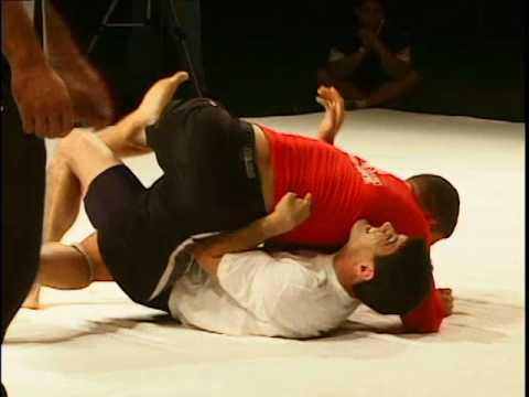 Jean Jacques Machado vs Ricardo Almeida 2001 ADCC World Championship Absolute weight semi-finals