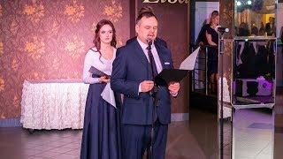 Studniówka ZSZ nr 2 w Ostrołęce - wystąpienie dyrektora