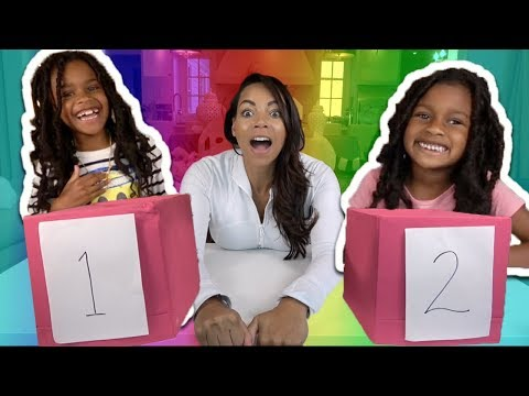 Barbie Game! Doll Surprises with Mommy