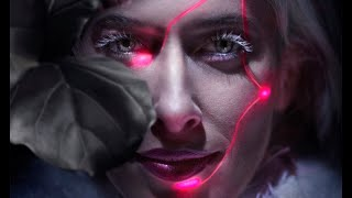 Portrait Photography Challenge With Lasers!