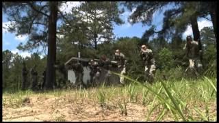 Geronimo Battalion Takes on XCTC Rotation 14-01