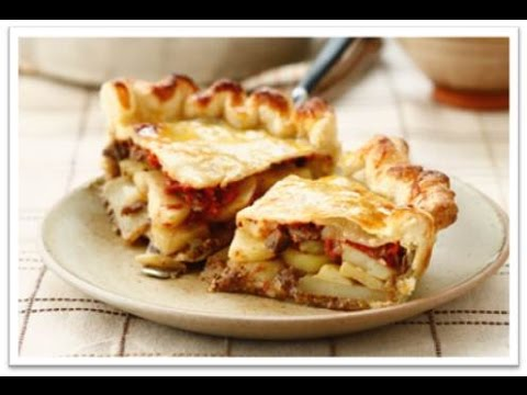 Meat And Potatoes Pie Recipe Youtube