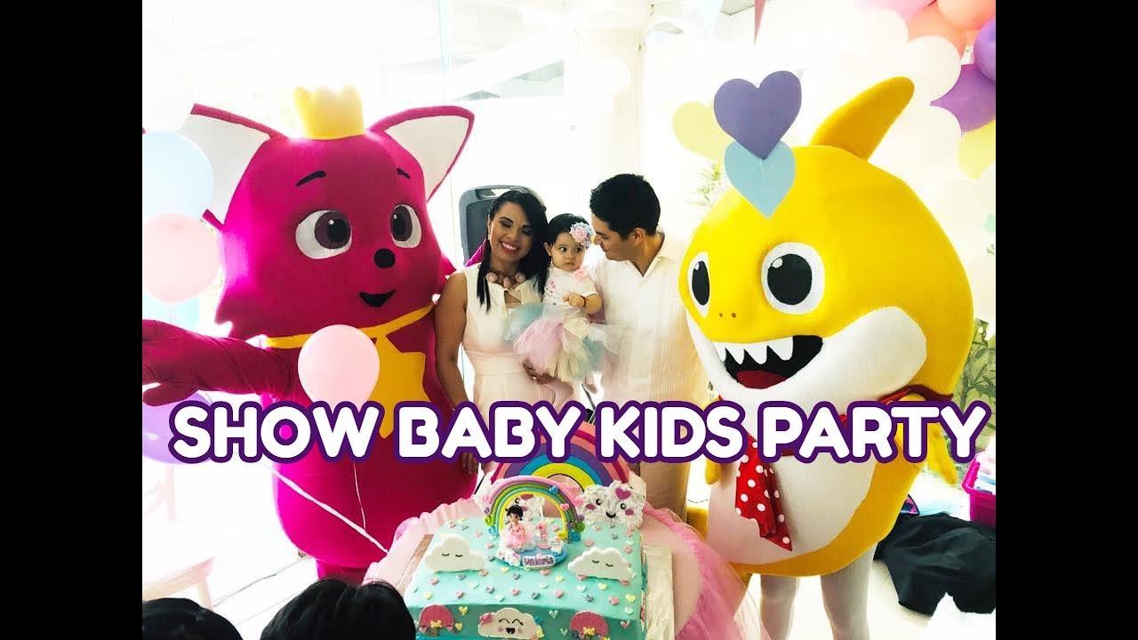 SHOW INFANTIL BABY SHARK  EN LIMA  PERU 945369375