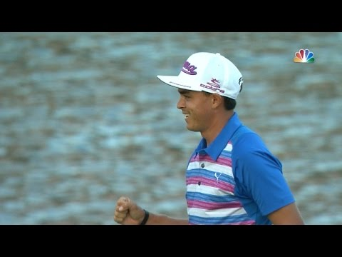 Rickie Fowler birdies No. 17 to win THE PLAYERS in sudden-death playoff