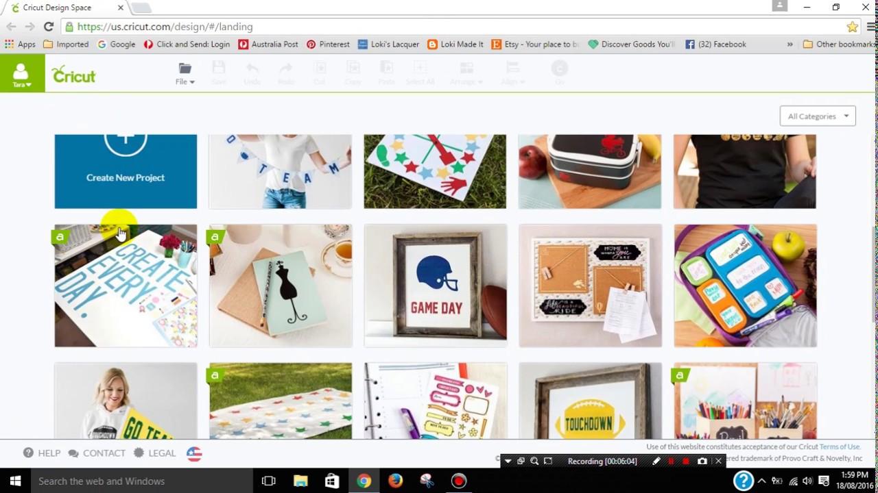 Using Cricut Design Space In Australia: Using SVGs in cricut and silhouette - YouTuberh:youtube.com,Design