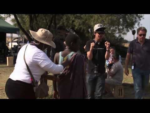 THE GOOD LIE : Arnold Oceng, Margaret Nagle & Kuoth Wiel
