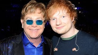 Ed Sheeran on how Elton John