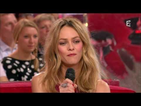 Vanessa Paradis - interview Vivement Dimanche - 03-11-2013 invitée de Muriel Robin