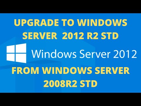 Windows Server 2008 R2 Upgrade/Migrate To Server 2012 | #Windows, #upgrade, #migrate