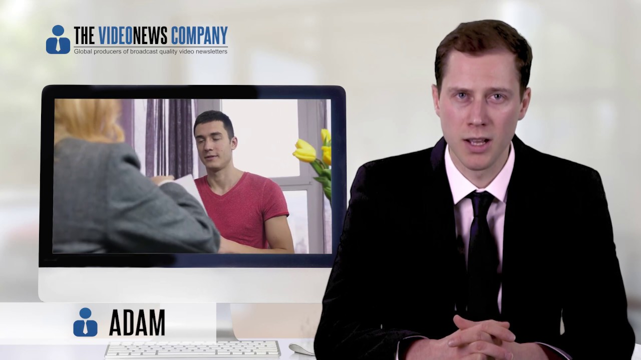 VNC Newsreaders - Adam - The Video News Company