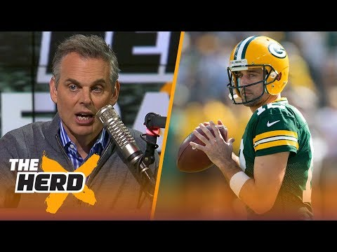 Herd Hierarchy: Colin's Top 10 NFL QBs as of May 8, 2018 | NFL | THE HERD