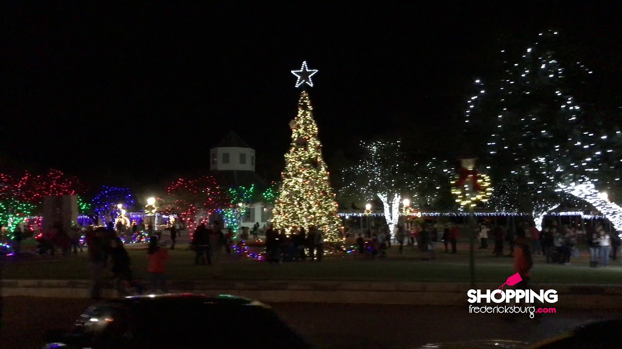 christmas lights in fredericksburg texas - Fredericksburg Tx Christmas