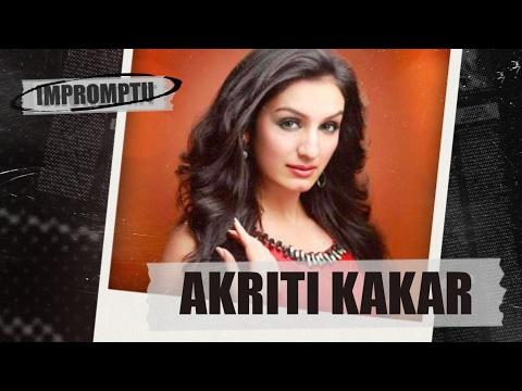 "Interview with Akriti Kakar, ""Saturday, Saturday"" Singer. Impromptu #Dukascopy"