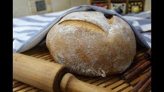 Рецепт- Горчичный хлеб l Домашний,  очень вкусный!