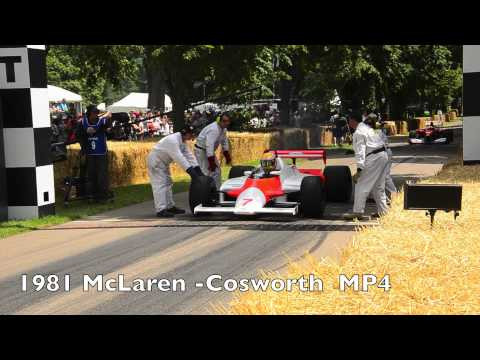 62 Years Of Formula 1