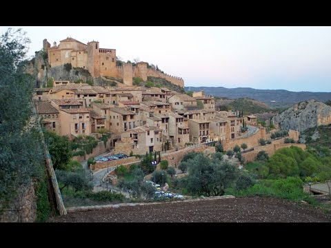 Places to see in ( Alquezar - Spain )