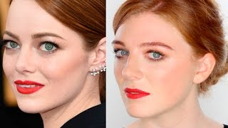 Emma Stone Inspired Makeup Tutorial