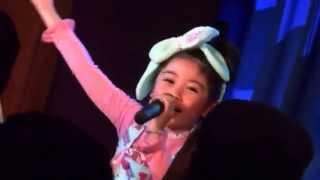 金谷清香 TSUBOMI LIVE CONCERT vol.3 ♪ ピンポンパン体操