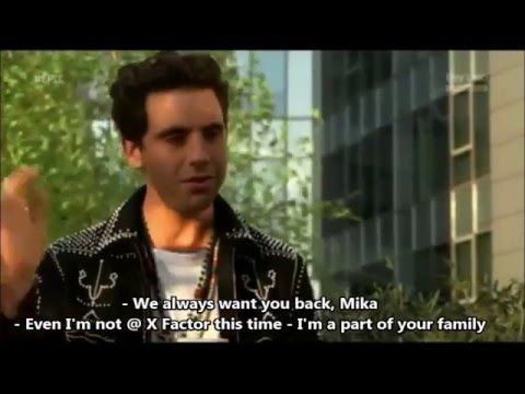 X FACTOR WITHOUT MIKA (Emotional moment   Eng sub) - YouTube