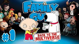 Family Guy: Back to the Multiverse - 1. rész (PC)