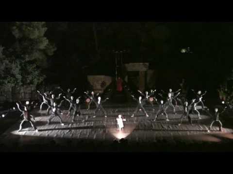 Greek tragedy-Aeschylus' THE ORESTEIA by Lucas Thanos-part 2