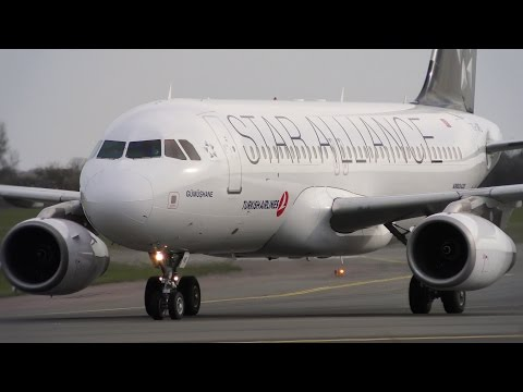 Turkish A320 TC-JPE - A week before the accident | Copenhagen Airport