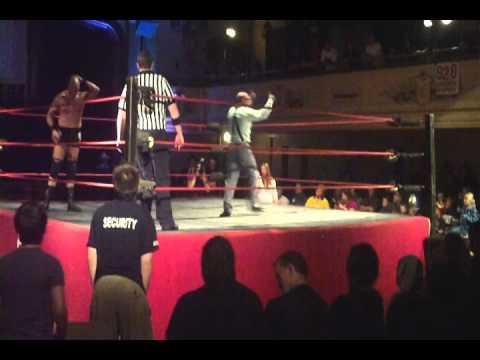 OshkoshCam #8 - NWA Wisconsin Caged Warfare!