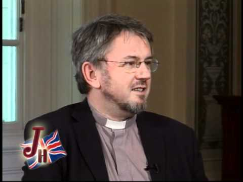 Journey Home - 11-21-2011 - JH in England - Marcus Grodi with Sr Mary of the Trinity SOLT